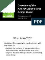 140404 NACTO Presentation for PSU
