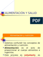 La Alimentacion y la Salud