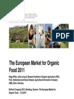 Willer 2013 Session European Market