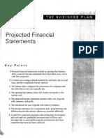 Projected Financials 20071004134727