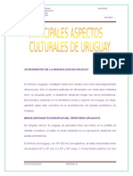 Algunos Aspectos Culturales d Euruguay