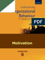 Ch 6 Motivation