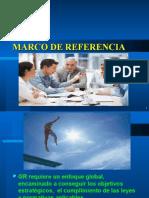 marco de referencia en la gestion de riesgos