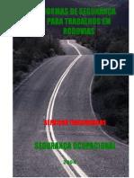 Manual de Seguranca Para Trabalhos Em Rodovias