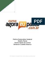 PDF AEP PRF DireitoPenal TeoriaGeraldoCrime EmersonCasteloBranco