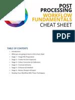 Workflow Fundamentals Cheat Sheet