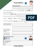 Ficha_medica Actualizada 2014