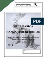 GUÍA BÁSICA Folclórica de Danzas Argentinas