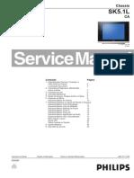 29p9467c.77 TChassis SK5.1L-CA Manual de Servicio