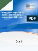 Presentacion Seminario Contadores Principales Aspectos Mipymes