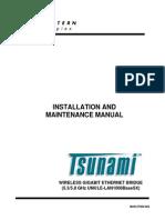 Tsunami Gig 480 Manual