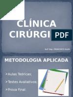 1 Aula Clínica Cirúrgica