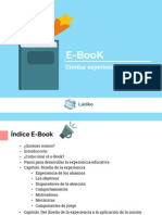E-Book Diseño Experiencias Educativas