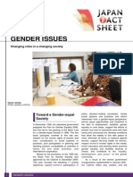 e40 Gender_Japan article