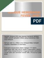 Dengue Hemoragic Fever (Dhf)