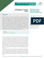 Hope and Pediatric Cancer