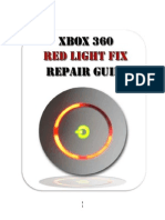 Xbox 360 Red Ring of Death Repair Guide