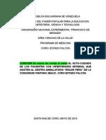 Hipertensión Arterial. II Cap