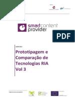 QREN SmartCP Prototipagem e Comparação de Tecnologias RIA Vol3 1.1