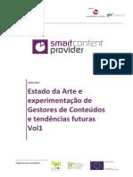 QREN SmartCP Estado Da Arte e Experimentação de CMS e Tendências Futuras Vol1 1.1