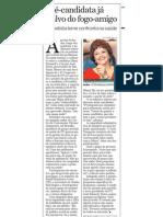 Área de Saúde é ponto fraco de Dilma