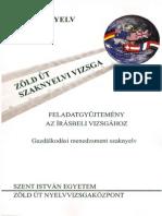 Német Nyelv Középfok -Zöld Út Szaknyelvi Vizsga - Javított Kép