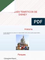 Parques Temáticos de Disney