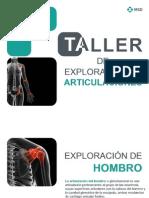Taller Exploracion Articulaciones