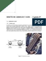 Arboles y Ejes - Cap7
