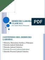 Derecho Laboral  Proceso Laboral Ordinario