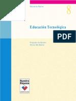 PROGRAMA TECNOLOGIA 8°