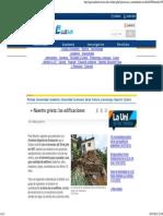 » Nuestra Grieta_ Las Edificaciones - LUZ Agencia de Noticias