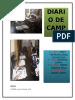 Juarez Keila-Diario de Campo