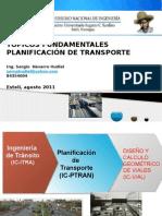 Tc3b3picos de Planificacic3b3n de Transporte