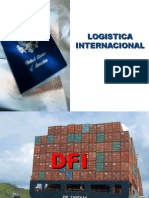 Clase Logistica Internacional No 10