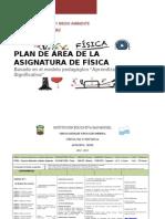1- Plan de Área de 10 Física