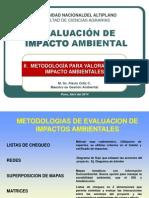 III. Metodología de Valoración Ia.