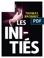 Les Inities - Bronnec Thomas