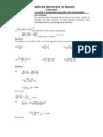 Guia de Simplificacion y Racionalizacion Algebraica