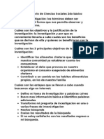 Cuestionario de Ciencias Sociales 2do Básico