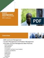 Event Management Best Practices1 488