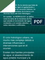 Cuenca y Escurrimiento 1a. Parte