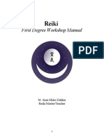 Reiki Level I Manual