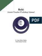 Reiki Level III Manual