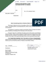 SMITH v. WILSON - Document No. 4