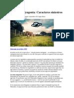 La Mafia de Monsanto Conspiracion Contra El Peru