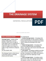 Drainage System Intro
