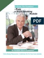 IELTS Speaking Module
