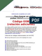 códigos eobd