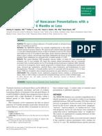 Pronostico Pacientes No Oncológicos